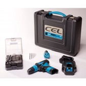 CEL +IonPRO drill with accessories in case DRP1-C